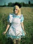 Alice In Wonderland: Lost by BluePandaCosplay