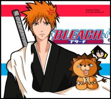 Bleach by j-b0x