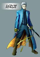 Vergil by DezzManX