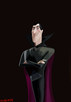 Dracula by Bloodfire09