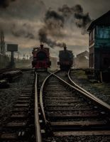 Moody Steam 5 by Grunvald