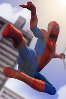 Spiderman 3D by CodenameZeus