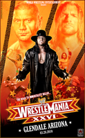 WWE Wrestlemania XXVI by EightRedd