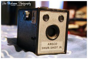 Ansco Shur-Shot Jr. by TheDarkRoom-Photo