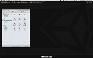 OS X Desktop - For my Ninjas by HiggyB