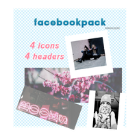 facebookpack {any color} by lettersonmymind