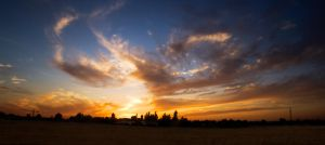 Atardecer Panoramica by SuperStar-Stock