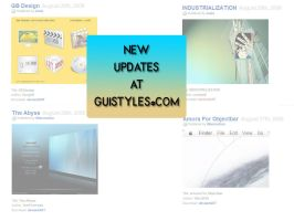 GUISTYLES.COM UPDATE 28.8.2006 by guistyles