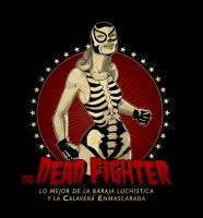 the Dead Fighter Recycled by paulorocker