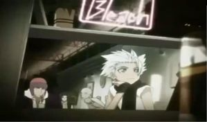 Screenshot Toshiro Hitsugaya Opening 5 Bleach by Ai-Ayama