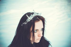 Crown 'Winter Child' by Madormidera