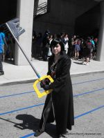 Xion Cosplay by SuperSonicHero10