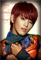Happy Birthday Seyong by Musicstar128
