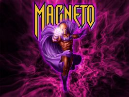 Magneto by Superman8193