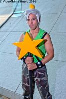 Otakon 2014 - Jorgen and the Tooth Fairy(PS) 49 by VideoGameStupid