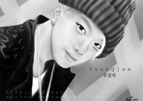 Youngjae!! by Kareena-Sirjoo