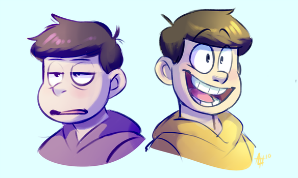 some matsus by Moopdrea