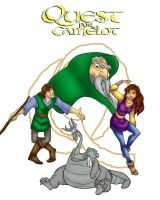 Quest for Camelot-ID by vanillacoke-disney