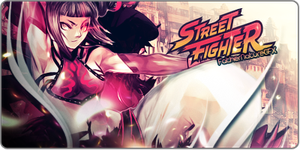 Street Fighter Juri by xDeadWinter