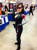 Winter Soldier by Kirika Yashida by The-1One