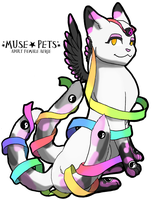 pureheart-169 - Coralline by Muse-Pets