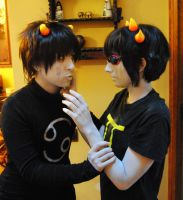 SHOOOOSH - Homestuck by Kankrirushu