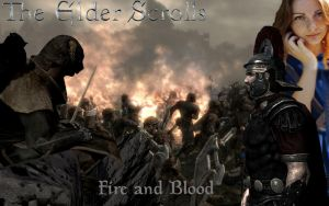 The Elder Scrolls V : Fire and Blood Ch 6 by Freelancerrook