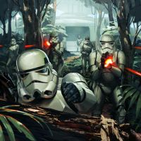 Star Wars Galaxies TCG - Trooper Assault by Kaiz0