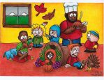 Thanksgiving by Lady-KL