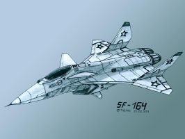 SF-164 by TheXHS