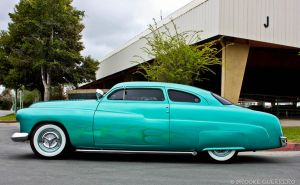 Blue Chop Top by brookeguerrero13