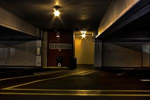 A HDR parking garage by Mackingster