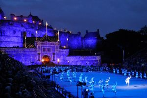 Edinburgh Military Tattoo 1 by wildplaces