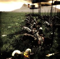 Teutonic Charge by infamousjames