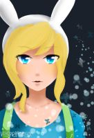 Fionna (repaint) by vesperianyx