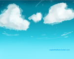 Clouds by Aishou-Kurami