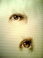 Realistic eyes by Zomaly