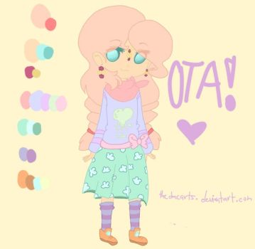 .:(CLOSED) PASTEL ADOPTABLE:. by TheDMCArts