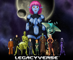 The Legacyverse by Blazbaros