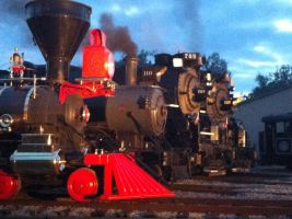Steam Timeline by UnionPacific7004