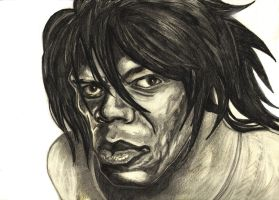 """Samuel """"L"""" Jackson by Isaac-Volpe"""