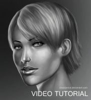 Face video tutorial by clayscence