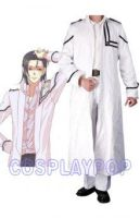 D.Gray Man Komui Lee Costume for Cosplay by meganpu