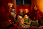 Edpriss Family by cookiemotel94