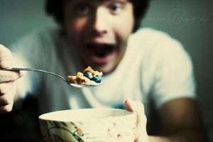 cereal by Asilwen
