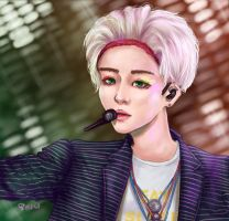 Married to the Jonghyun by blingyeol