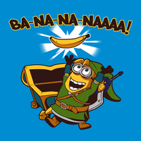 Banananaaa! - Now Available on TeeFury!!! by sugarpoultry