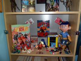 Wreck-It Ralph Collection by Cheri-Bomb