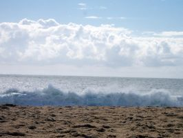 water_flow beach - 01 by silinias