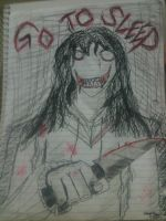 Jeff The Killer by IceCat19
